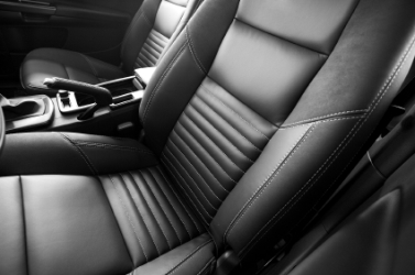 Luxury Car Seats Use New Heated Gel Technology