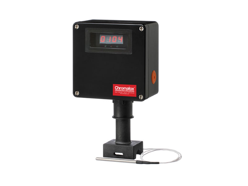 Digital Heat Trace Thermostat Ensures Correct Viscosity