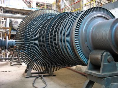 Power Turbines Sustain Extreme Climates with the Help of Chromalox