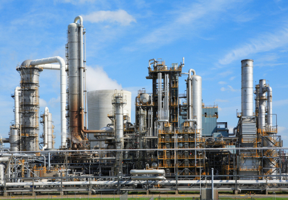 Refinery Uses Heat Cable, Digital Temperature Sensors to Ensure Even Heat