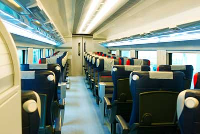Chromalox Keeps Railway Commuters Comfortable